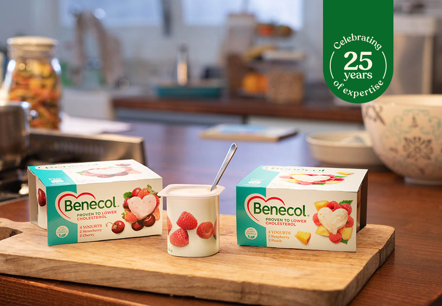 Benecol 25 years of expertise