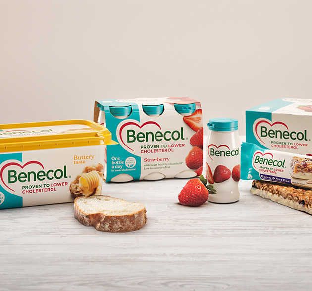Benecol UK product range